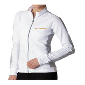 Body Coach Fitness Ladies Gym Jacket - Ladies Jacket (W4005)